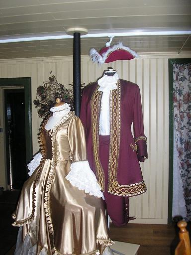 Rococo/Barok bij Jannetje Pietertje Kledingverhuur