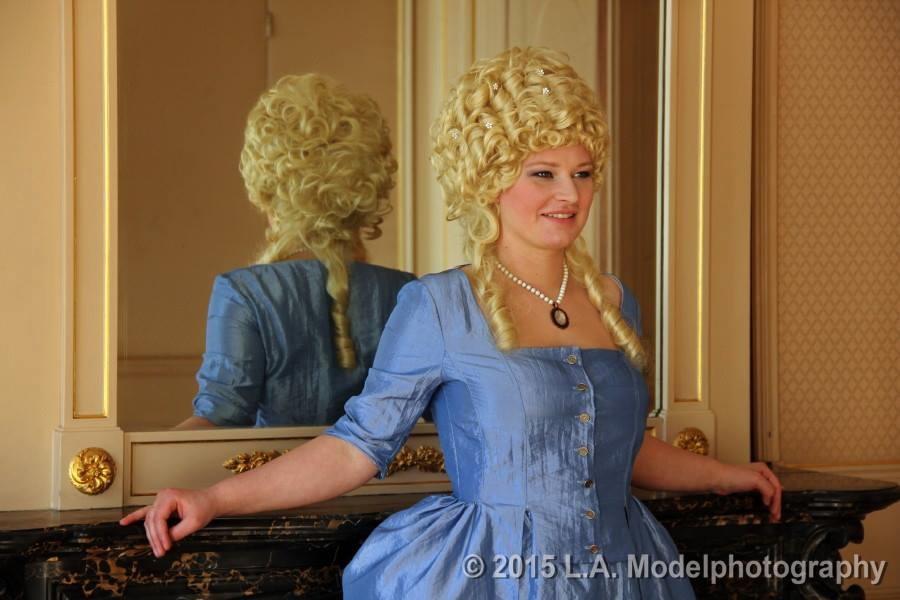 barok rococo van Jannetje Pietertje Kledingverhuur