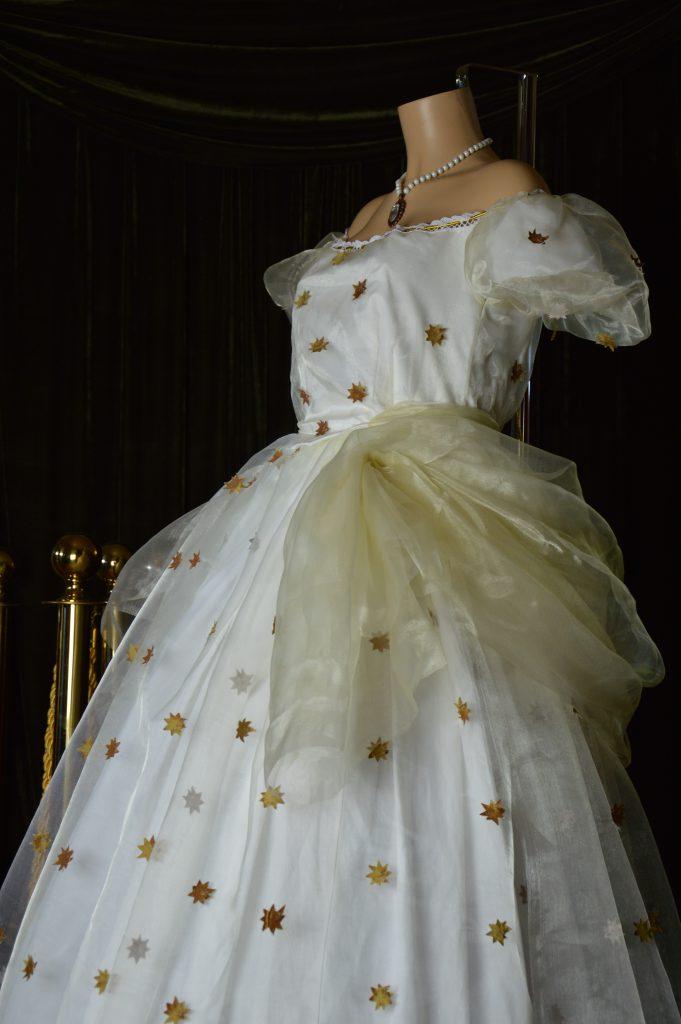 De ultieme Sissi-jurk,